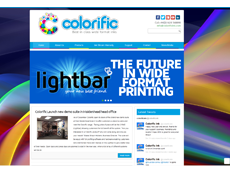 Colorific Launch New Website for 2014