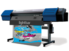 Colorific to troop out rejuvenated Uniform Grenadier with Lightbar Revive at Sign UK 2014
