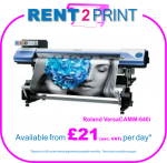 RENT2PRINT VersaCAMM VS-640i