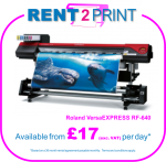 RENT2PRINT VersaEXPRESS RF-640