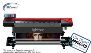 RF-640 Lightbar with credits