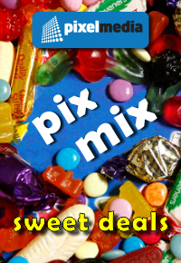 Sweet deals on pixelmedia print materials